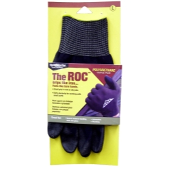 1996-9999 BMW Z3 MAGID The ROC Polyurethane Coated Palm, Black Nylon Shell Gloves - Extra Large