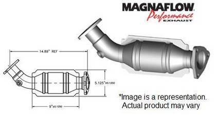 97-99 Buick Riviera 3.8L LEV / TLEV Magnaflow Direct Fit Catalytic Converter