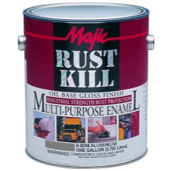 2001-2005 Toyota Rav_4 Majic Rust Kill Oil Base Enamel, Aluminum