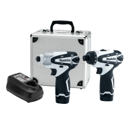 1998-2000 Geo Prizm MaKita 2 Piece 12V Max Lithium-Ion Cordless Combo Kit