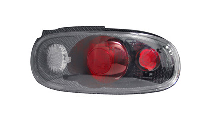 90-98 Mazda Miata Matrix Tail Lights - Carbon Fiber