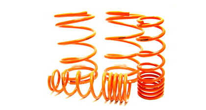 02 Honda Civic Si Megan Racing Lowering Springs - 2 Inch Front / 2 Inch Rear
