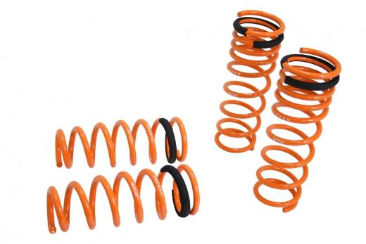 "01-05 Is300 Megan Racing Lowering Springs - 2"" Front, 1.9"" Rear"