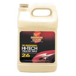 1967-1969 Chevrolet Camaro Meguiars Hi-Tech Yellow Wax - 1 Gallon