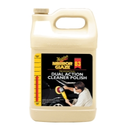 Universal (All Vehicles) Meguiars Dual Action Cleaner / Polish 1 Gallon