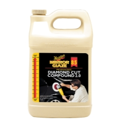Universal (All Vehicles) Meguiars Diamond Cut Compound 2.0 1 Gallon