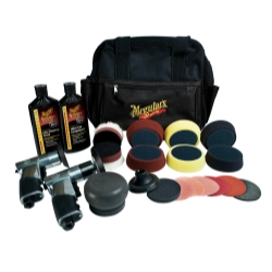 Universal (All Vehicles) Meguiars Professional Headlight and Spot Repair Kit With Tools