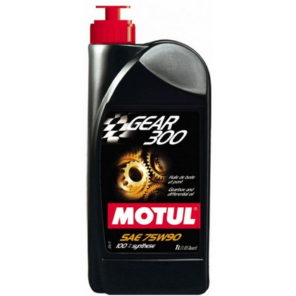 1991-1993 GMC Sonoma Motul Gear 300 75W90 - 100% Synthetic Ester