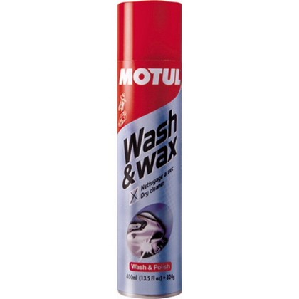 1982-1992 Pontiac Firebird Motul Wash & Wax-Body & Paint Cleaner