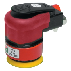"Universal (All Vehicles) National Detroit 3"" Palm Grip Variable Speed Sander"