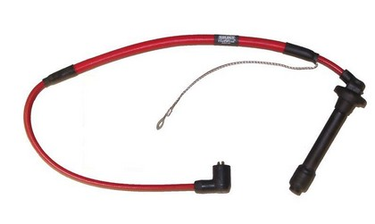 00-01 Ford Explorer Sport Trac - V6, 4.0L Nology Hot Wires - Red