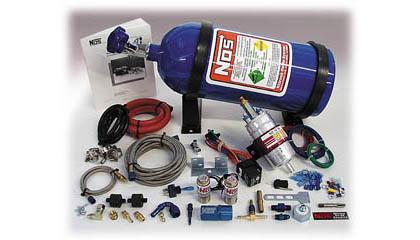 NOS Nitrous Oxide Kits   DaiMaleer/Chrysler E.F.I. Dry Nitrous System,