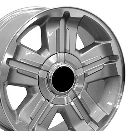 "GMC Yukon/Denali 07-10 OE Wheels 18""X8"" Z71 Replica Wheel (Silver)"