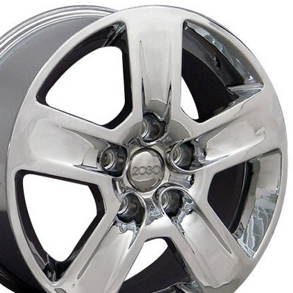 "97-08 Audi A4 �Will not fit S4 OE Wheels 16""X7"" A4 Replica Wheel (Chrome)"