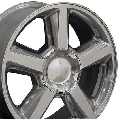 "GMC Yukon/Denali 07-10 OE Wheels 20""X8.5"" Tahoe Replica Wheel (Polished)"