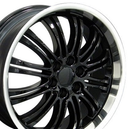 "Chevrolet 03-Current Astro OE Wheels 22""X9"" Escalade Replica Wheel (Black)"