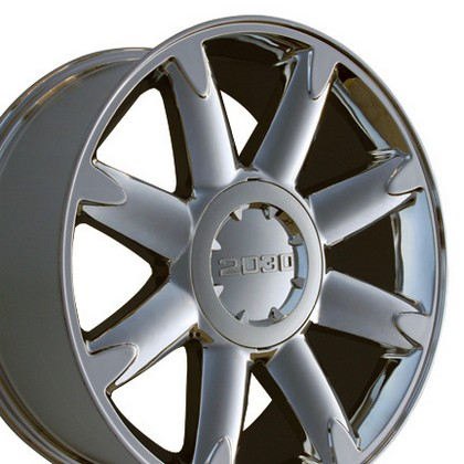 "GMC Yukon/Denali 07-10 OE Wheels 20""X8.5"" Denali Replica Wheel (Chrome)"