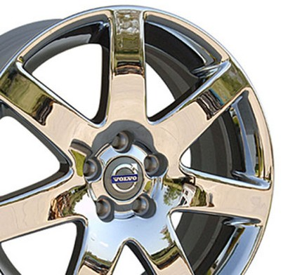 "Volvo XC 70 01-11 OE Wheels 18""X8"" Venator Wheel (Chrome)"
