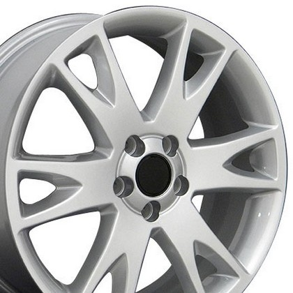 "Volvo 95-07 front wheel drive v70 OE Wheels 18""X7"" C90 Replica Wheel (Silver)"