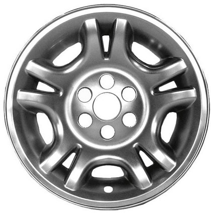 01-04 DODGE DAKOTA Pacific Rim Wheel Skins - Complete Set