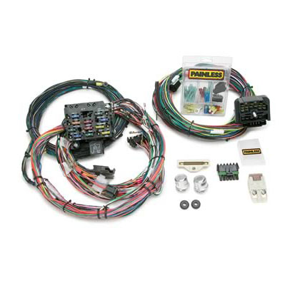 jeep wrangler ignition wire harnesses at andys auto sport. Black Bedroom Furniture Sets. Home Design Ideas