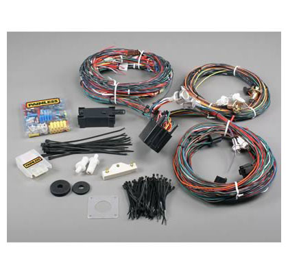 ford mustang ignition wire harnesses at andy s auto sport