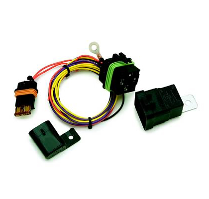painless 30822 96 95 shipping at andy s painless high beam headlight relay kit