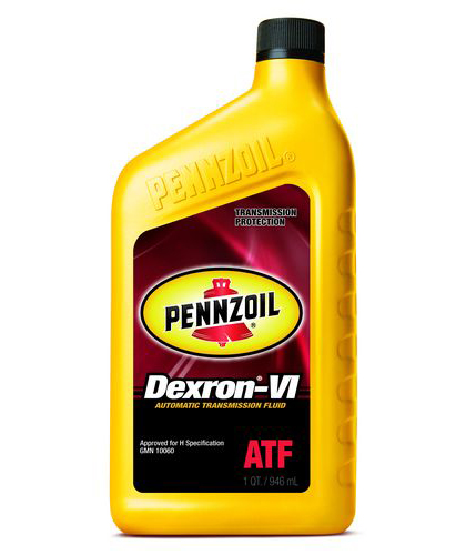 2002-2002 Lincoln Blackwood Pennzoil Auto Transmission Fluid - Dexron VI CS6