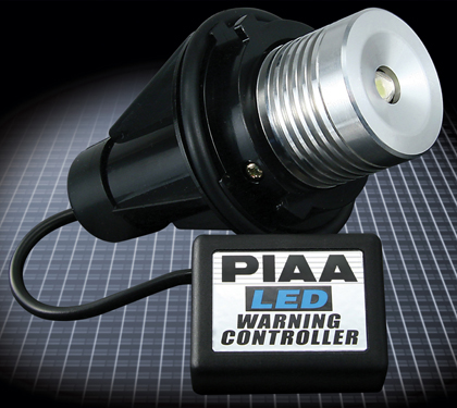 09-10 Audi S6 PIAA LED Ring Bulb (Twin Pack)