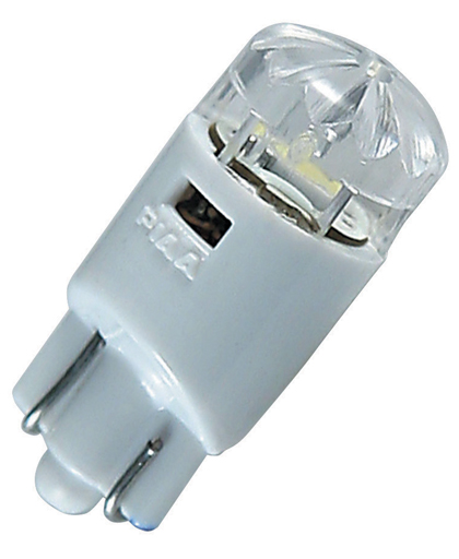 00 Mercedes-Benz S-class (With halogen capsule headlamps) PIAA Wedge Map Lamp LED Bulb