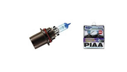 04-10 Toyota Sienna (With halogen capsule headlamps) PIAA Headlight Bulbs - 51W 4000k (9006 Xtreme White Plus)