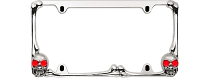 M Logo Chrome Vanity License Plate as well Hummer H3 License Plate Frame White together with Security License Plate Frame Screw Kit in addition Mustang Logo Half Size License Plate Mus Ccm in addition Min 6315 bdyext pg2. on saab license plate s