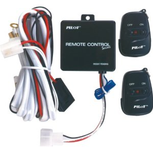 1992-1996 Chevrolet Caprice Pilot Wiring Harness Kit w/ Wireless Remote