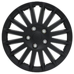 "1993-1997 Mazda 626 Pilot 14"" Indy Wheel Cover (Black)"