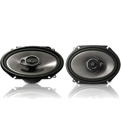 "All Cars (Universal) Pioneer 6x8"" 3-Way 350w Speakers"
