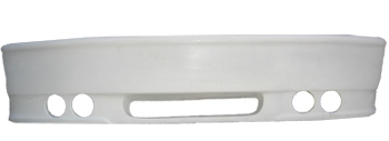 92-96 Ford Bronco Pirana RCA Body Kit - Front Bumper Cover