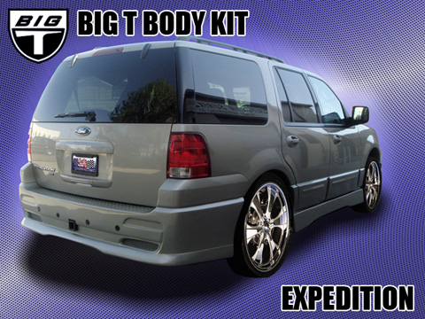 Rvf03bt pirana big t body kit rear valance at andy 39 s for Garage mitsubishi valence