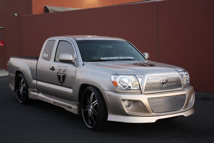 05+ Tacoma Pirana Body Kit - Full Kit