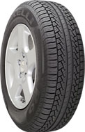 2004-2008 Ford F150 Pirelli P6 Four Seasons Plus 225/55R16 95H BLK