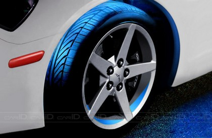 2005-2010 Scion TC Plasmaglow Color-Changing LED Wheel Well Kit w/Flex Tubes