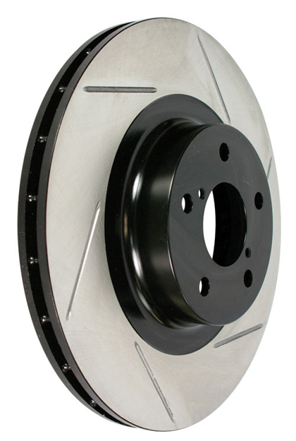 1979-1981 Buick Century Powerslot Slotted Rotor with Cryo-treatment - Front Right