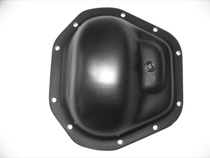 63-67 Cobra Precision Gear Dana 44 Differential Cover - Powder Coated