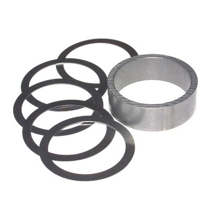 1967-1972 Chevrolet Camaro Precision Gear Car Solid Spacer Kit (GM 12 Bolt)