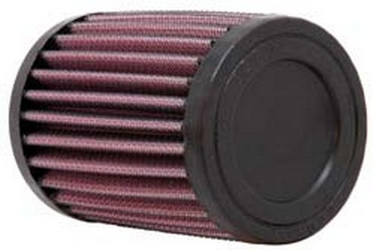 "For Use With ProCharger Super Chargers and Kits ProCharger Air Filter RE-0870 (4"" inlet, 9"" long, 6"" diameter)"