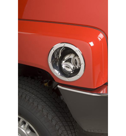 Hummer H3 Fuel Door At Andys Auto Sport