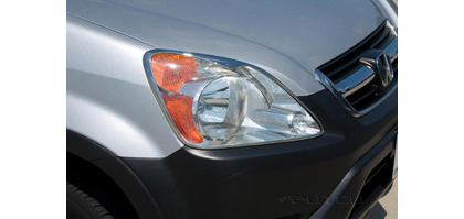 05-06 Honda CR-V Putco Headlight Trim - Overlay