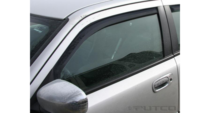 05-08 Dodge Charger Putco Side Window Deflectors - Element Tinted Front