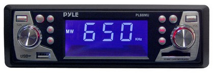 1968-1969 Ford Torino Pyle AM/FM-MPX 2 Band Radio w USB/SD/MMC