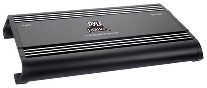 1989-1991 Ford Aerostar Pyle 2 Ch 5000 Watts Bridgeable Mosfet Amplifier
