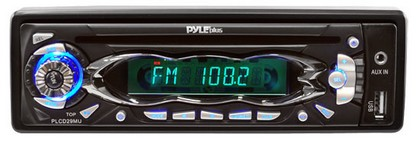 1968-1969 Ford Torino Pyle AM/FM Receiver Auto Loading CD/MP3 Player w/USB Input